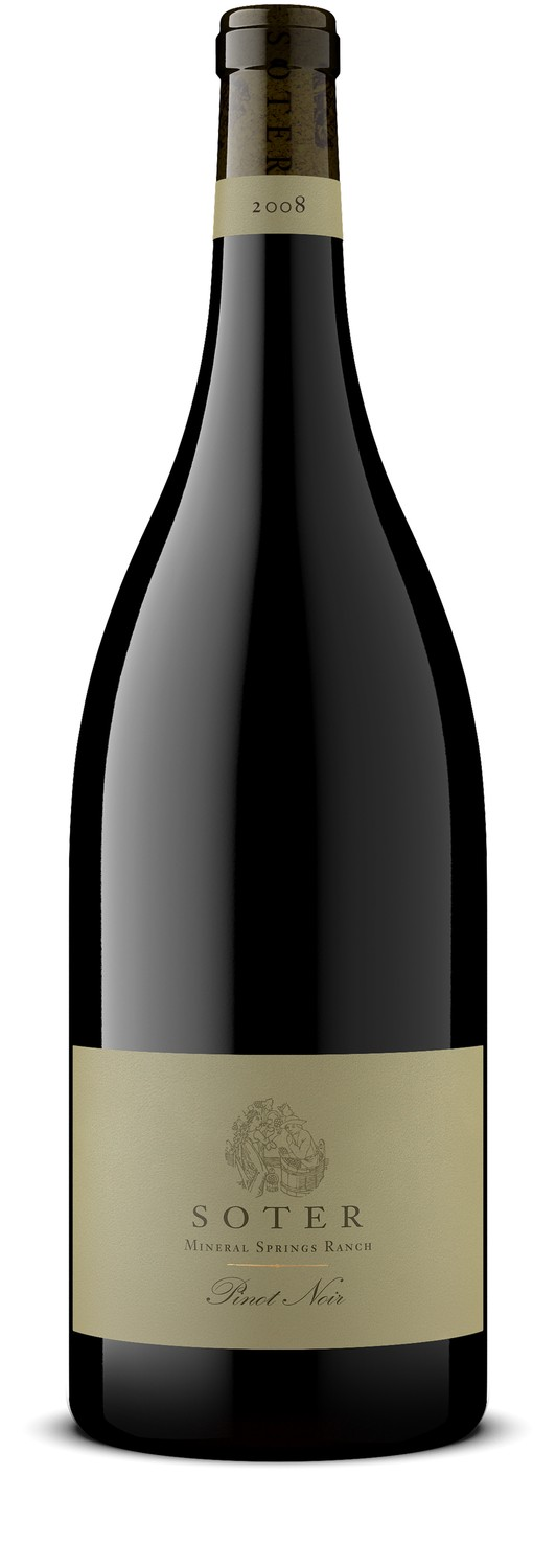 2008 Mineral Springs Ranch Pinot Noir Magnum