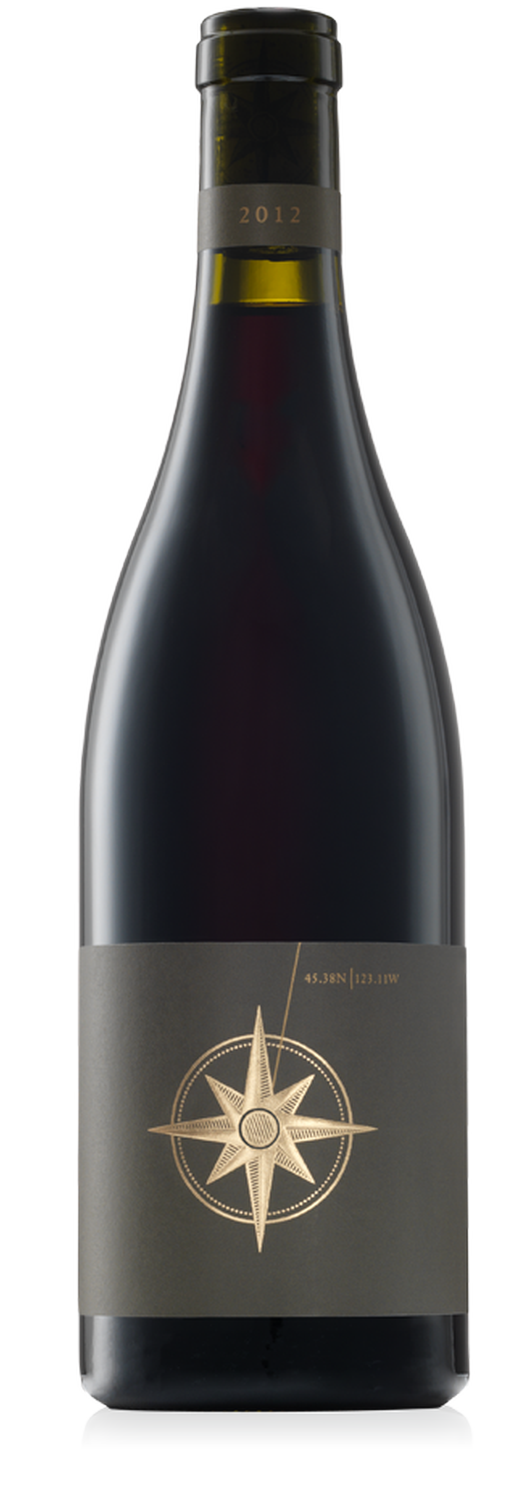 2012 North Valley Yamhill-Carlton Pinot Noir