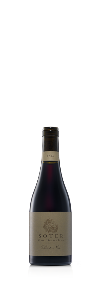 2016 Mineral Springs Ranch Pinot Noir 375 mL