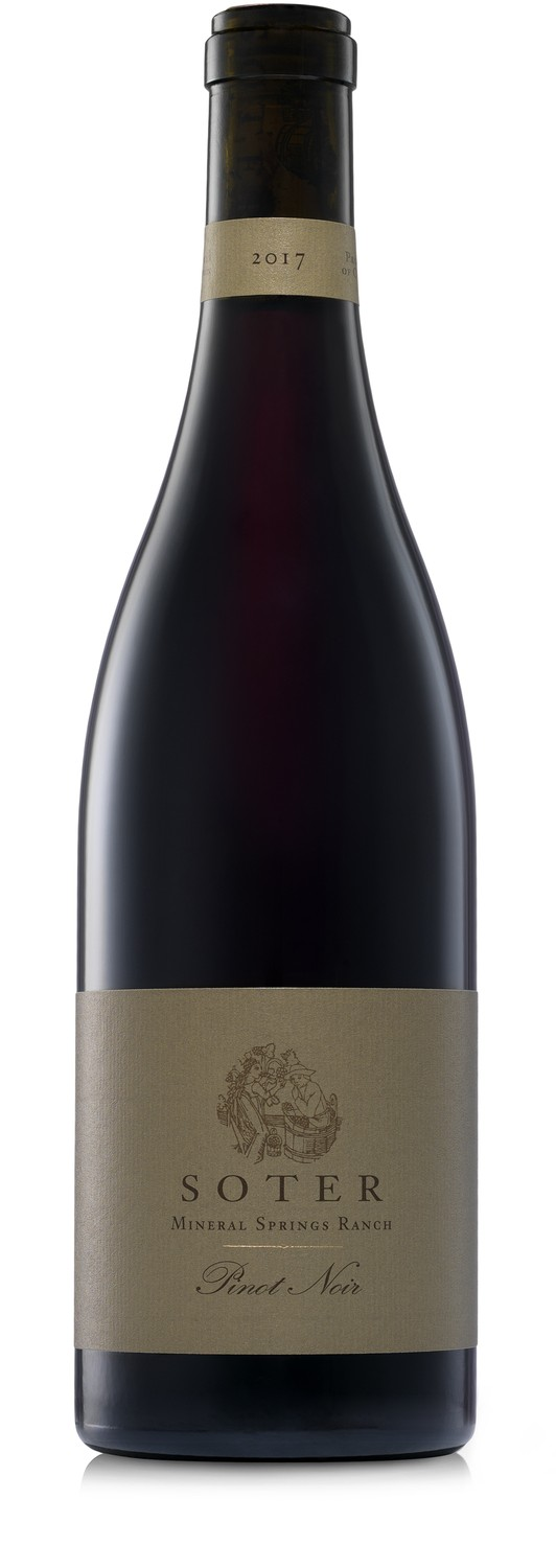 2017 Mineral Springs Ranch Pinot Noir