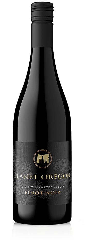 2017 Planet Oregon Pinot Noir