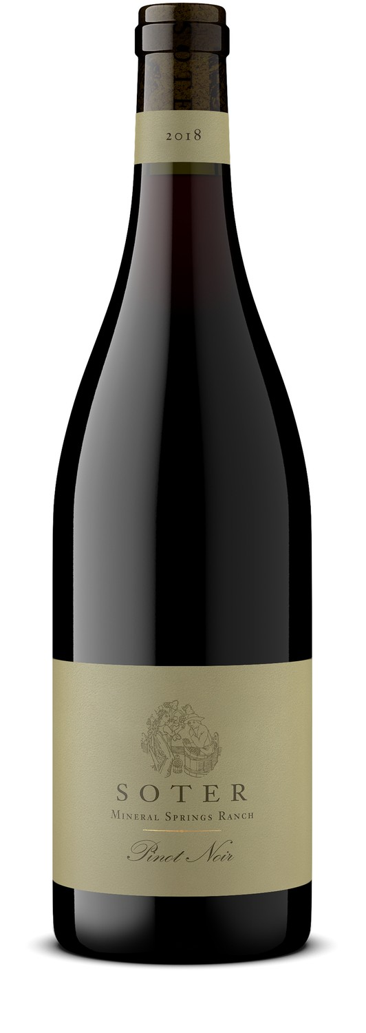 NEW! 2018 Mineral Springs Ranch Pinot Noir