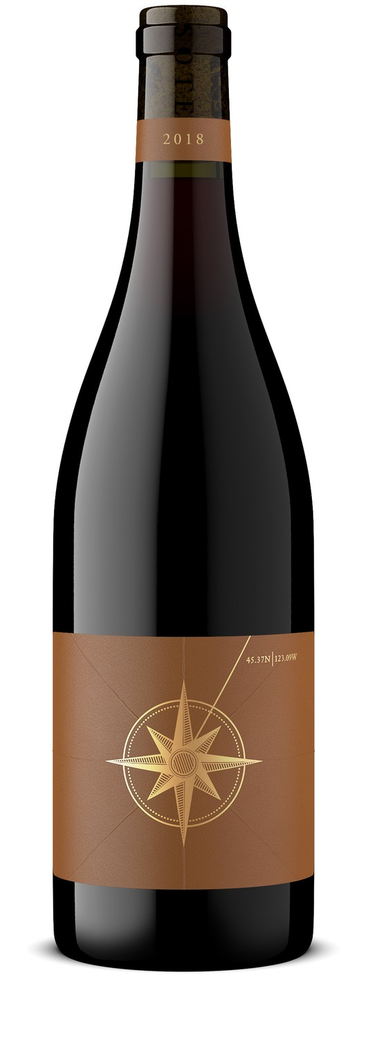 2018 Origin Series Ribbon Ridge Pinot Noir -NEW!