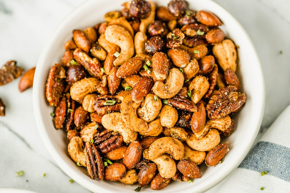 Soter-Spiced Mixed Nuts
