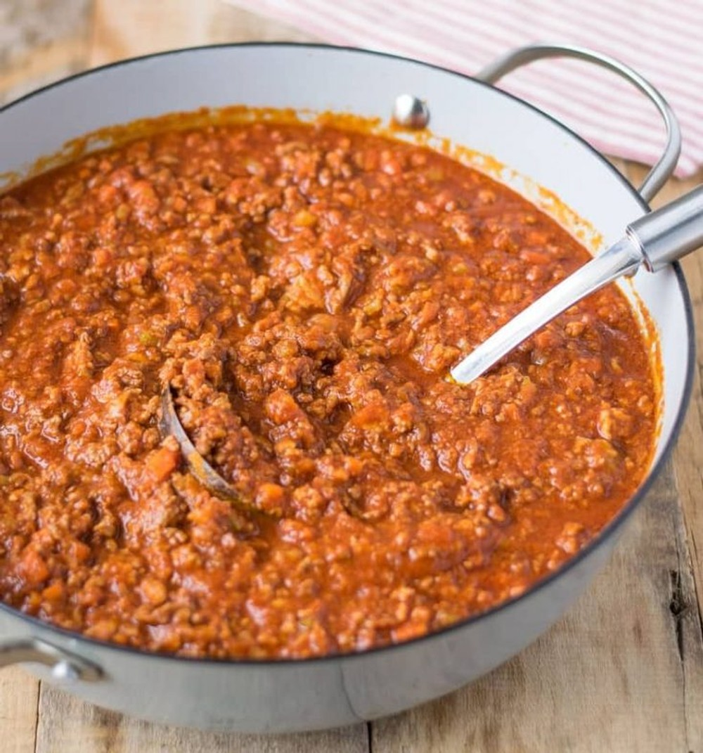 MSR Beef Bolognese