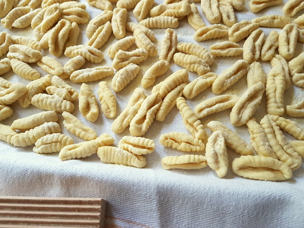Allium Cavatelli