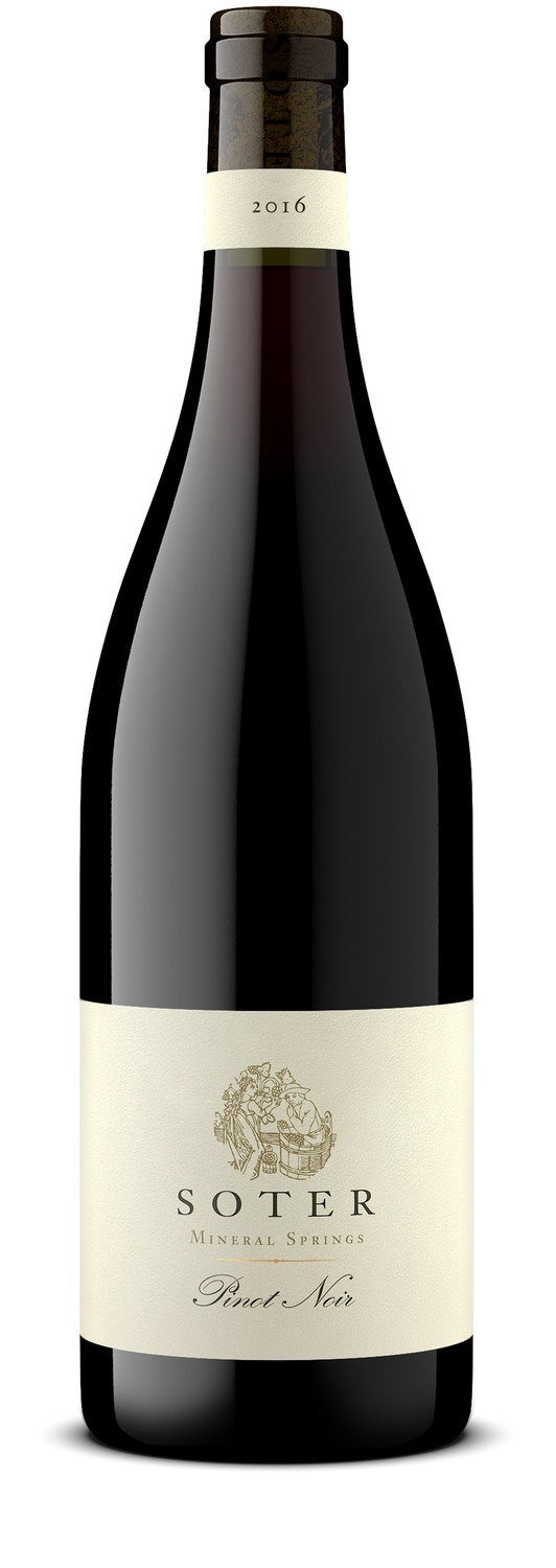 2016 Mineral Springs White Label Pinot Noir