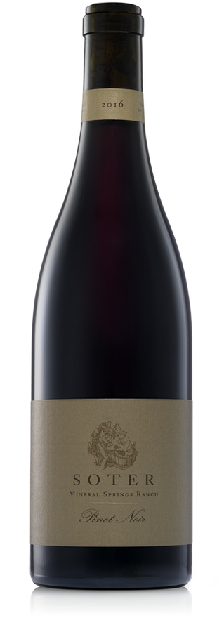 2016 Mineral Springs Ranch Pinot Noir