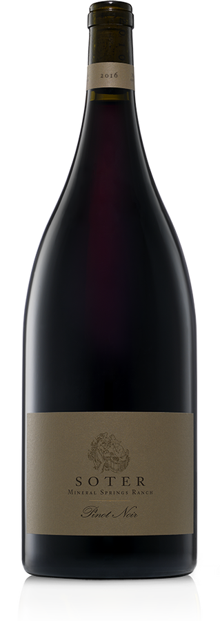 2017 Mineral Springs Ranch Pinot Noir Magnum