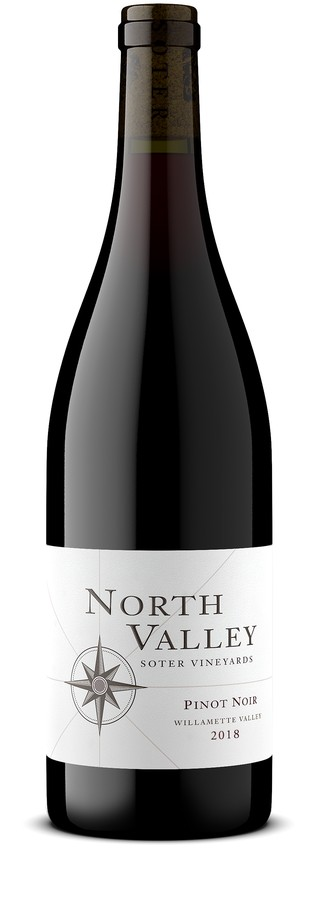 NEW! 2018 North Valley Pinot Noir