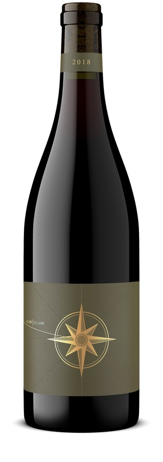 2018 Origin Series Yamhill-Carlton Pinot Noir -NEW!