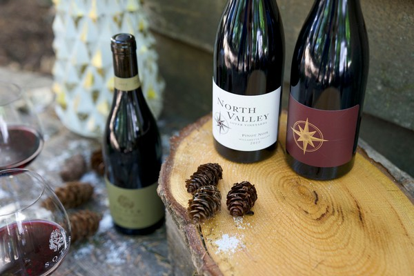 We Three Pinots - 2019 Holiday Offerings